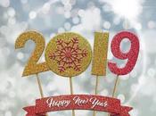 Bonne heureuse année 2019