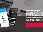 banque ouverte… IFTTT