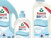 Rainett gamme produits d'entretien écologiques pour peaux sensibles