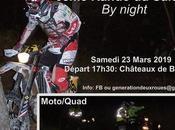 rando Saleys, moto quad samedi mars 2019 châteaux Bellocq (64) l'association génération roues
