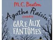 Agatha Raisin Enquête Gare Fantômes M.C. Beaton