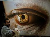 Peintures hyperréalistes Kamalky Laureano