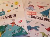 Bonjour Planète Dinosaures Nouvelle collection L'encyclo petiots illustrée Fabien Ockto Lambert
