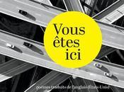Vous êtes ici, poèmes John Freeman, traduits Pierre Ducrozet