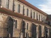 L'église abbatiale Pontigny (Yonne)