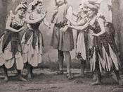 Ernest Dyck Parsifal avec filles-fleurs Bayreuth