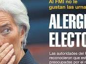 redoute prochaines élections Argentine [Actu]