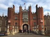 Hampton Court Palace: entrée moitié prix hiver
