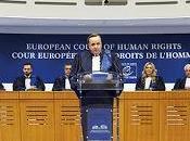 Inauguration l'année judiciaire 2019 CEDH