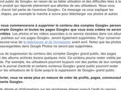 Google+ mort… vive