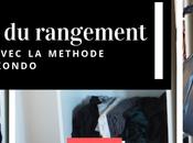 Changer methode rangement marie kondo