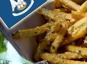 Recette frites maison, cuites four, épices cajun (Louisiane, Etats Unis)
