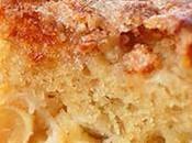 Gâteau pommes moelleux thermomix