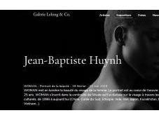 Galerie Lelong exposition Jean-Baptiste Huynh WOMAN-portraits beauté- jusqu'au 2019