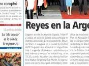 Nouvelle visite royale celle-là commence gaffe argentine [Actu]