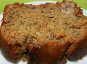 CAKE BANANE SIROP D'ERABLE (sans gluten, sans lait)