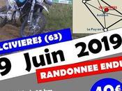 Randonnée Cheveyrande moto quad Team Enduro Cheveyrand Valcivieres (63), juin 2019
