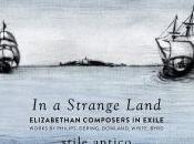 strange land musique l'exil