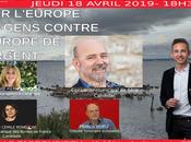 Jean-Luc Bou, candidat local européennes vous invitent.