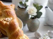 Brioche lapin pour Pâques