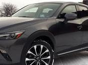 Essai routier Mazda CX-3 2019 p'tit vite!