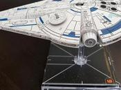 Star Wars X-Wing, Faucon Millenium Lando chez Fantasy Flight Games
