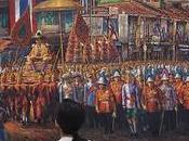 Bribes d'artistes Thaïlandais Moca muséum Bangkok