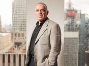 L'intelligence artificielle nous rendra plus humains selon l'ancien champion monde d'échecs Garry Kasparov
