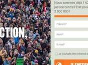 millions signatures pour l'affaire siècle