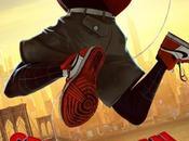 Spider-man generation (Spider-Man: into Spider-verse)