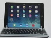 Essai clavier Brydge pour iPad