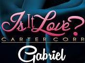 love Carter Corp.#1 Gabriel d'Angel AREKIN