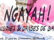 Marseille pour Ngayah