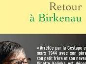 Retour Birkenau, Ginette Kolinka