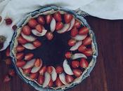 [Recette] Tarte crémeuse chocolat