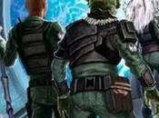 nouveaux produits dérivés Stargate SG-1