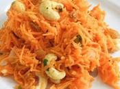 SALADE CAROTTES RAISINS CAJOU (sans gluten, végétalien)