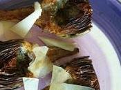 Artichauts Poivrade rôtis