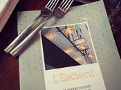L'Escient, bistronomie qualité dans quartier ternes