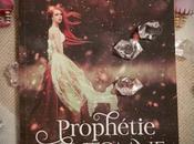 Prophétie d'automne Sarah Carr