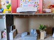 Maison Barbie: J'ai construit maison Barbie