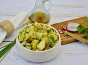 Salade pommes terre herbes