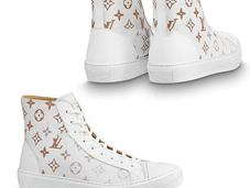 Louis Vuitton propose propre version luxe Chuck Taylor