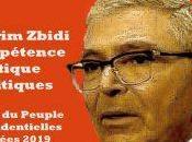 nous lâchons Abdelkérim Zbidi aujourd'hui, allons lâcher patrie. Mounir Chebil.