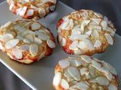 Muffins d'avoine coeur d'abricot...tous légers