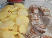 Filet mignon cidre pommes terre fondantes