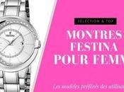 Notre sélection meilleures montres Festina pour femmes