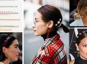 Tendance accessoires pour cheveux 2019