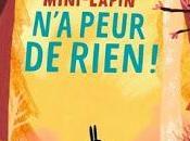 Mini-Lapin peur rien John Bond