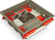 Cachez extenders dans boitiers avec Lightware
